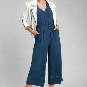 NWT Lulu's Culotte Jumpsuit